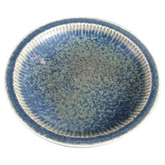Mid Century Ceramic Bowl by Carl-Harry Stålhane, Rörstrand, Sweden