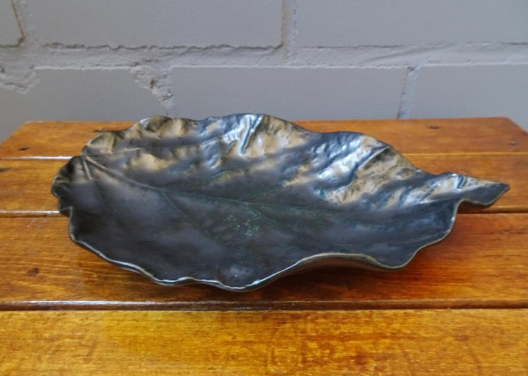 Ceramic bowl by Pol Chambost, 1960. Perfect vintage condition. Signed.  Art.-Nr. 0458.