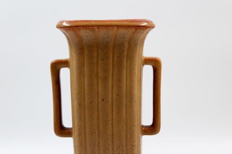 Scandinavian Modern Midcentury Ceramic Vase by Gunnar Nylund, 1950s For Sale