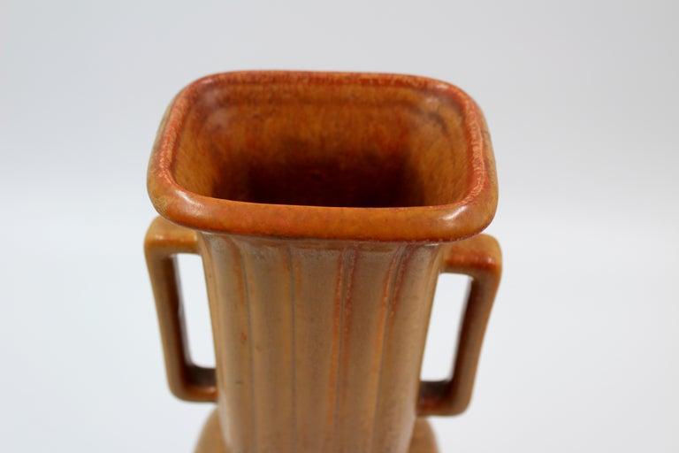 Midcentury Ceramic Vase by Gunnar Nylund, 1950s For Sale 3