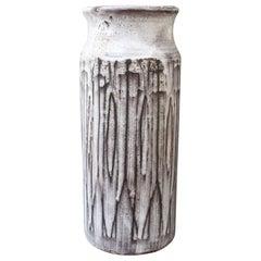 Midcentury Ceramic Vase by Jacques Pouchain Atelier Dieulefit, circa 1960s