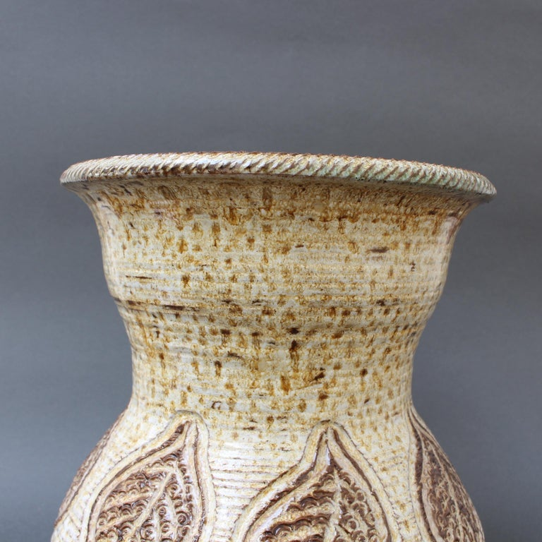Midcentury Ceramic Vase by Marcel Giraud, Vallauris, 'circa 1960s' For Sale 5