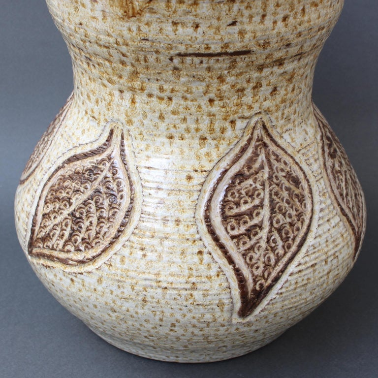 Midcentury Ceramic Vase by Marcel Giraud, Vallauris, 'circa 1960s' For Sale 1
