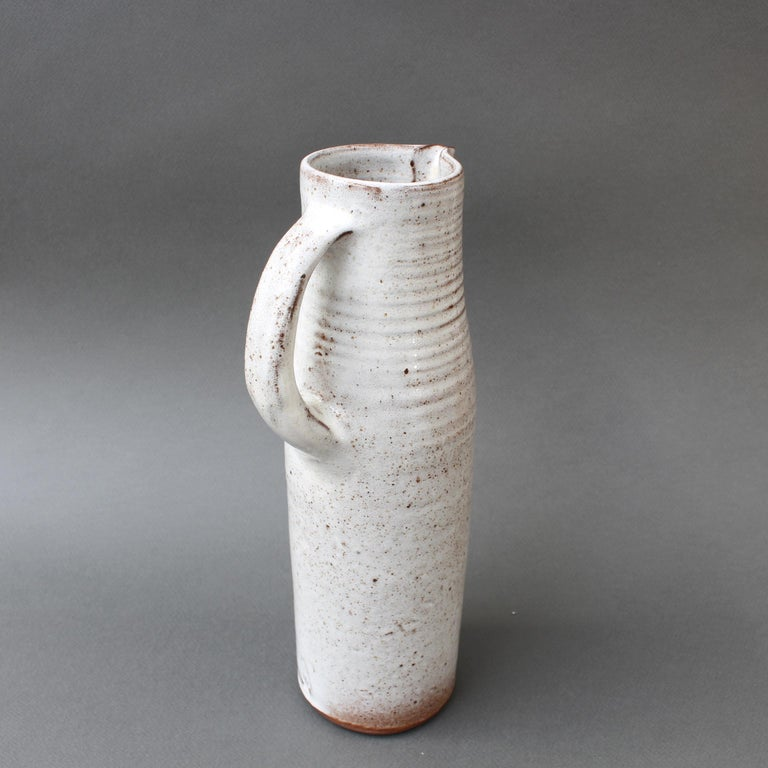 Midcentury Ceramic Vase / Jug by Jeanne & Norbert Pierlot, circa 1960s For Sale 6