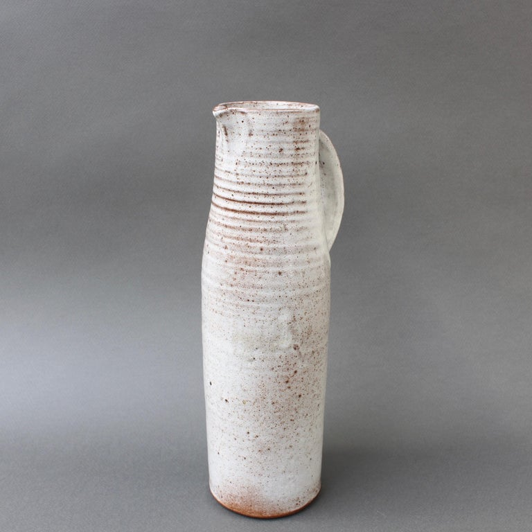 Midcentury Ceramic Vase / Jug by Jeanne & Norbert Pierlot, circa 1960s In Good Condition For Sale In London, GB