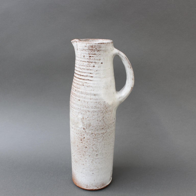 Mid-20th Century Midcentury Ceramic Vase / Jug by Jeanne & Norbert Pierlot, circa 1960s For Sale