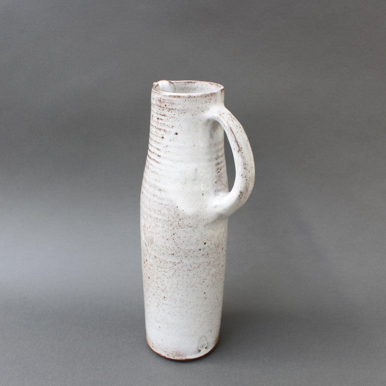 Midcentury Ceramic Vase / Jug by Jeanne & Norbert Pierlot, circa 1960s For Sale 2