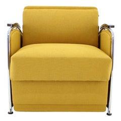 Midcentury Chair/Bed, Czechoslovakia