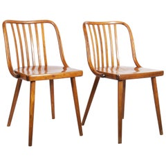Midcentury Chair by Antonin Suman