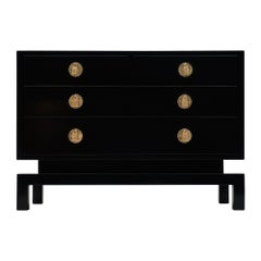 Midcentury Chest in the Manner of Pierre Cardin