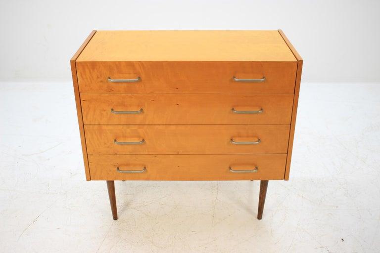 - made in Czechoslovakia - maker is ÚP Závody - made of nutwood, birchwood - good, original condition.