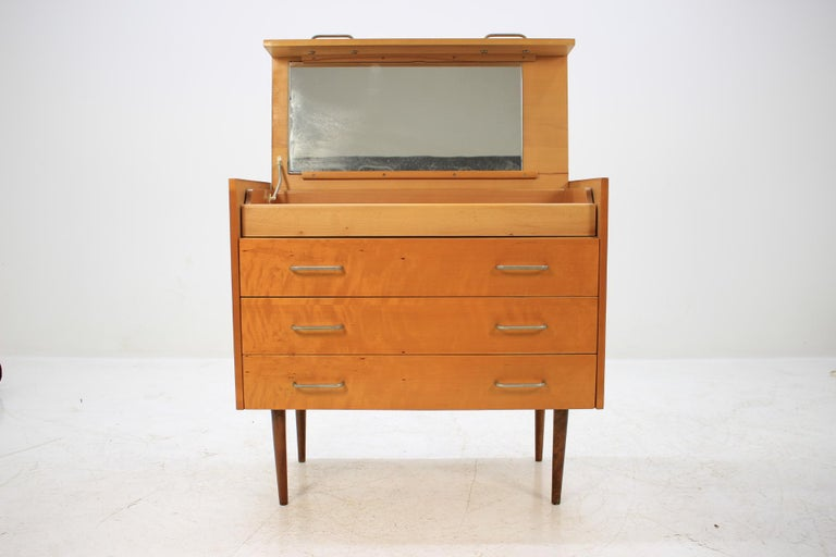 Mid-Century Modern Midcentury Chest of Drawers, 1960s For Sale