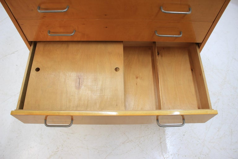Midcentury Chest of Drawers, 1960s For Sale 1