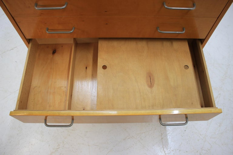 Midcentury Chest of Drawers, 1960s For Sale 2