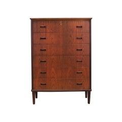 Midcentury Chest of Drawers Teak, 1960-1970