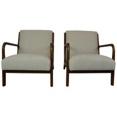 Midcentury Club Chairs