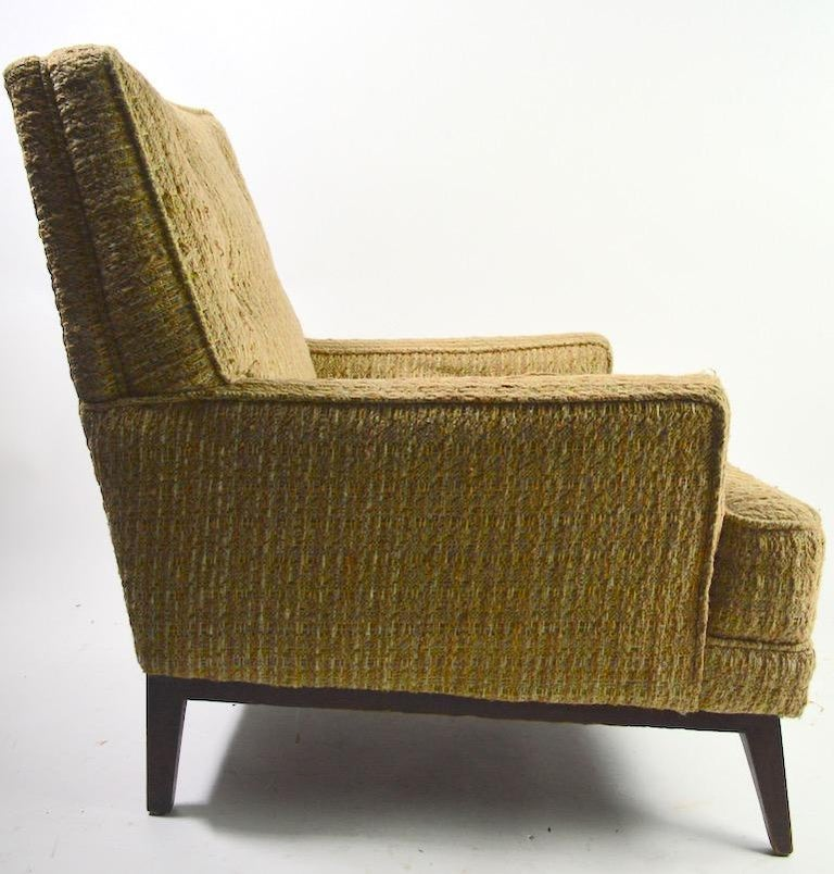 American Mid Century  Club Lounge Chair after McCobb as is For Sale