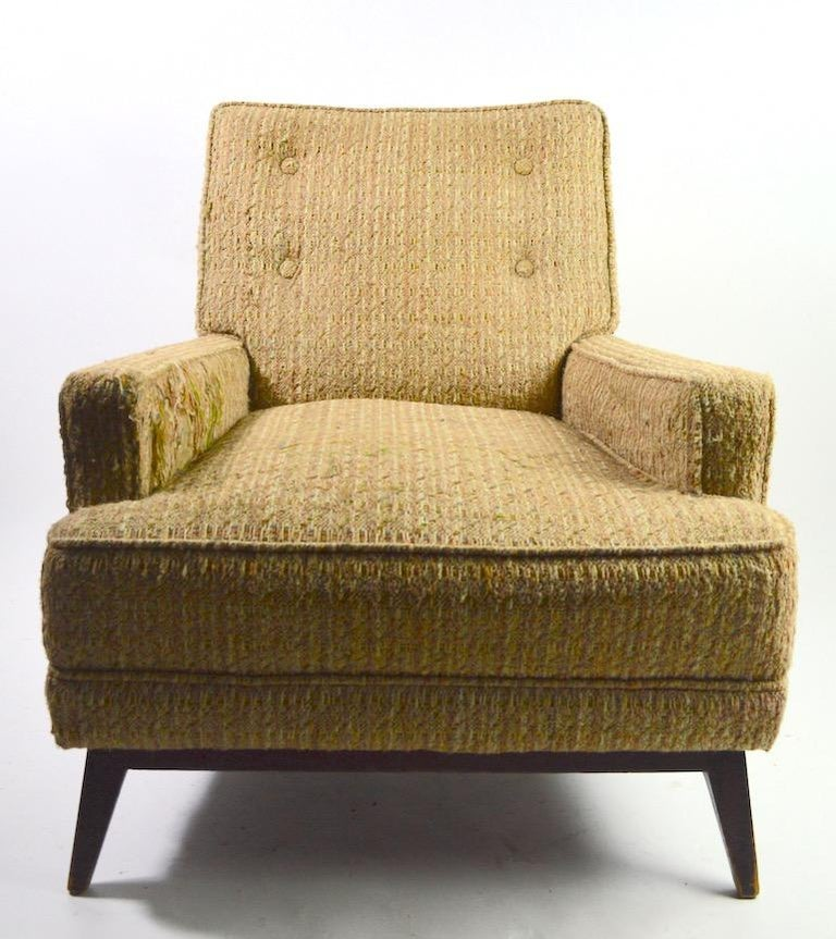 Mid Century  Club Lounge Chair after McCobb as is For Sale 2