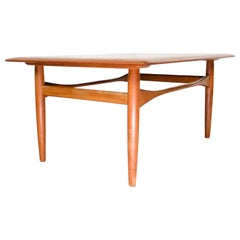 Midcentury Coffee Table by Aksel Bender Madsen for Bovenkamp, 1960s
