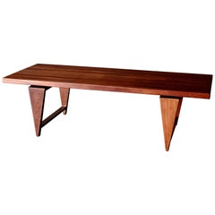 Midcentury Coffee Table by Illum Wikkelsø
