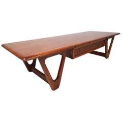 Midcentury Coffee Table by Lane Furniture