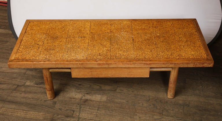 American Midcentury Coffee Table For Sale