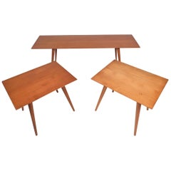 Midcentury Coffee Table Set by Paul McCobb