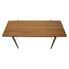 Midcentury Conference Table Designed by František Mezulánik, 1960s