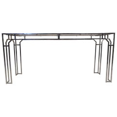 Midcentury Console Table by Milo Baughman