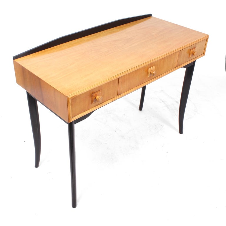 Midcentury Console Table, circa 1960 In Excellent Condition For Sale In Paddock Wood, Kent