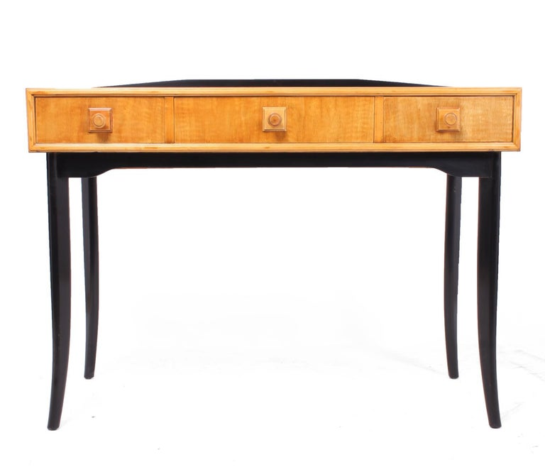 Midcentury Console Table, circa 1960 For Sale