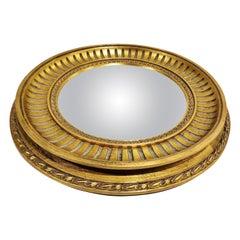 Midcentury Convex Mirror