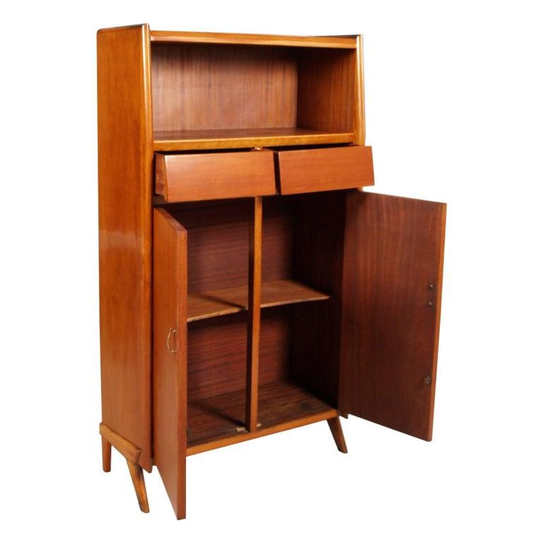 Midcentury credenza la permanente mobili cant gio ponti - Gio ponti mobili ...