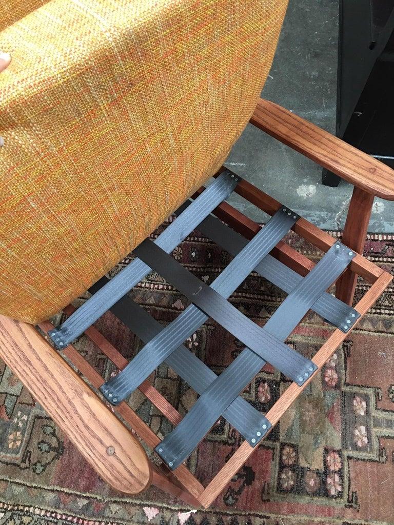 Midcentury Danish Armchair For Sale 3