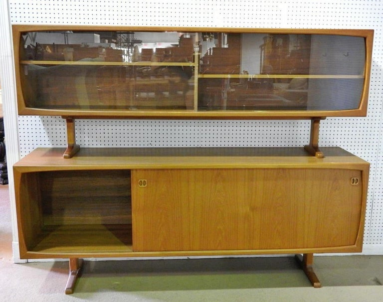 Mid-Century Modern Midcentury Danish Cabinet Unit For Sale