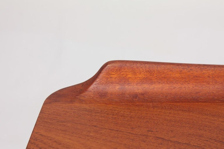 Mid-20th Century Midcentury Danish Design Desk in Teak by Svend Aage Madsen, 1950s For Sale