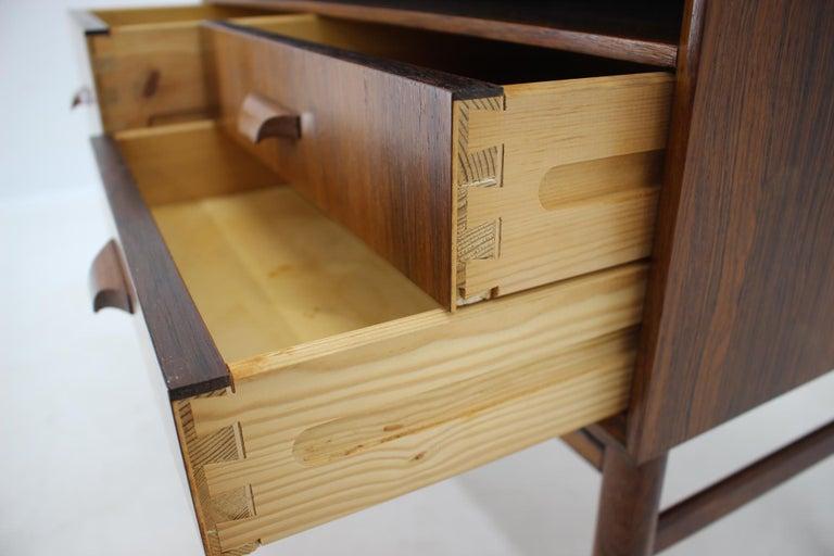 Midcentury Danish Palisander Dressing Table, 1960s For Sale 2