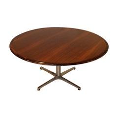 Midcentury Danish Rosewood Coffee Table Skovmand & Andersen Moreddi