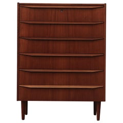 Midcentury Danish Teak Dresser