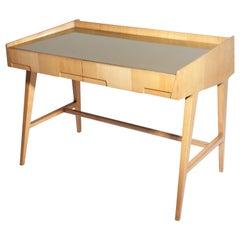 Midcentury Design Desk, Italy, 1950s