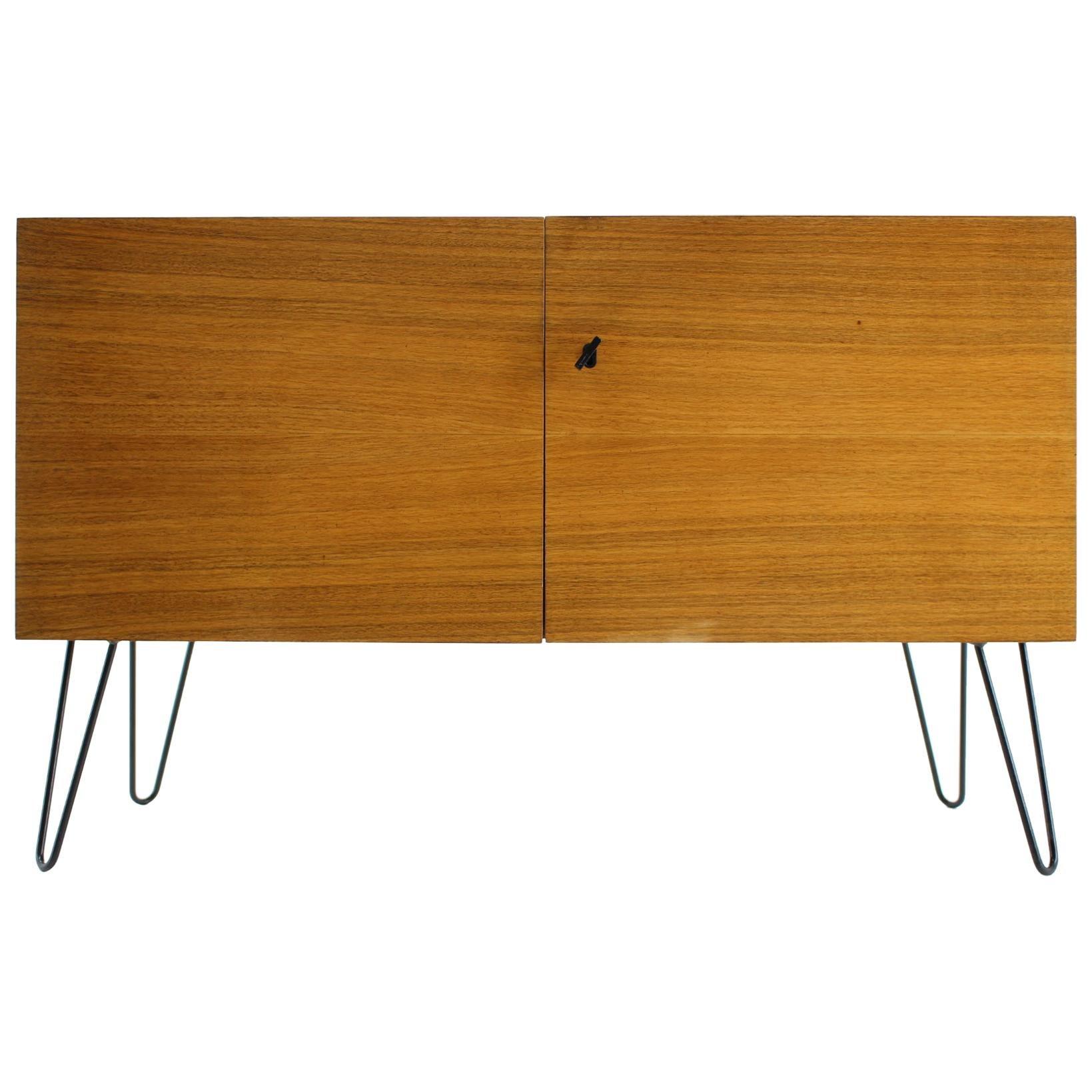 Midcentury Design Teak Sideboard by SEM, Switzerland, 1960s