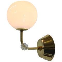 Midcentury Design Wall Lamp, 1960s