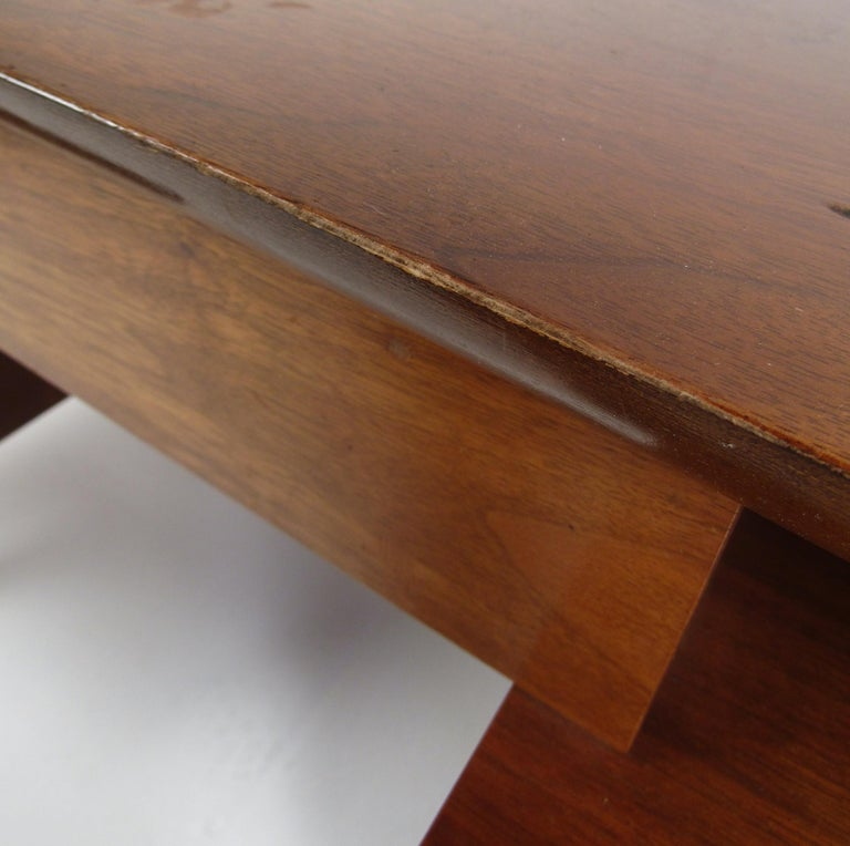 Midcentury Desk and Chair by Hooker Furniture For Sale 7