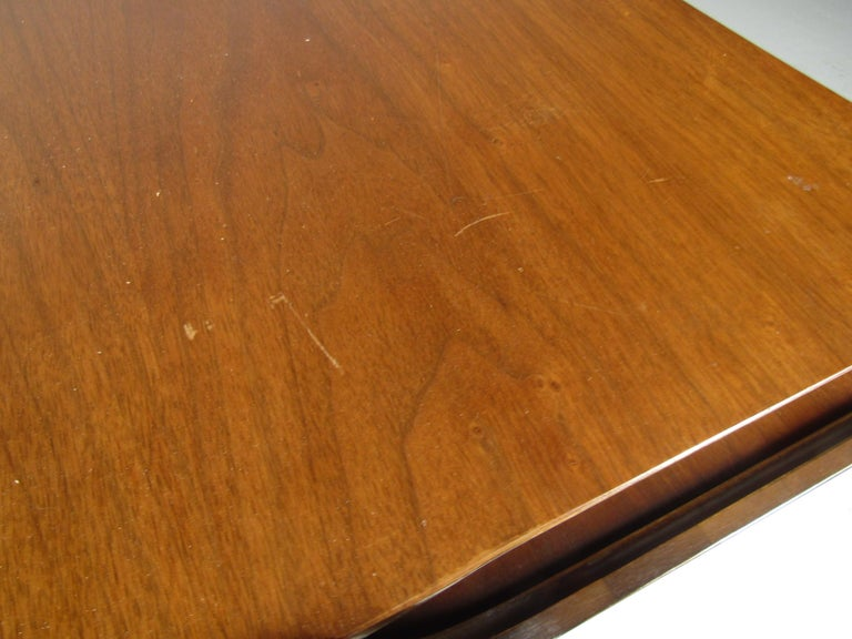 Midcentury Desk and Chair by Hooker Furniture For Sale 8