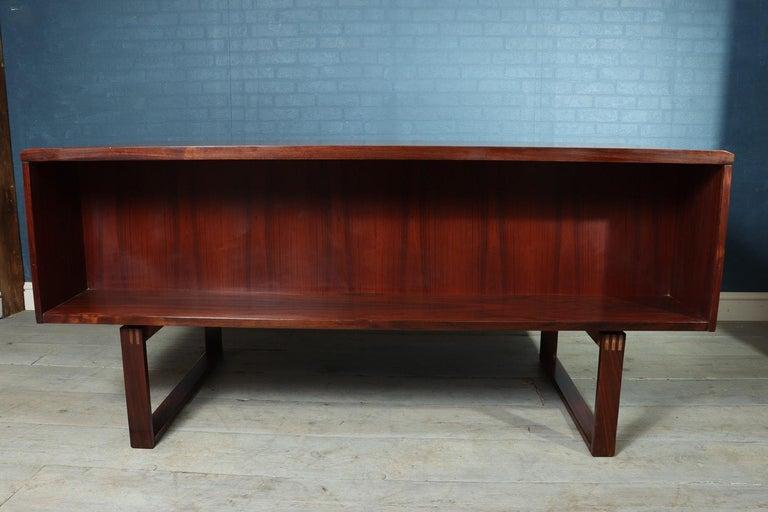 Midcentury Desk by Henning Jensen For Sale 3
