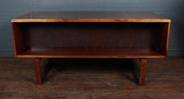Midcentury Desk by Henning Jensen For Sale 5