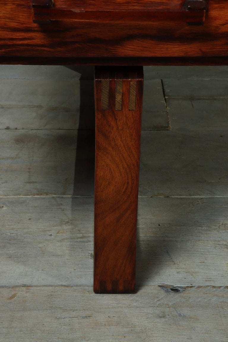 Midcentury Desk by Henning Jensen In Excellent Condition For Sale In Paddock Wood, Kent
