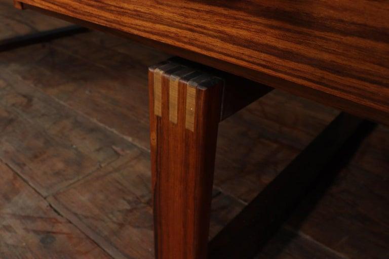 Wood Midcentury Desk by Henning Jensen For Sale
