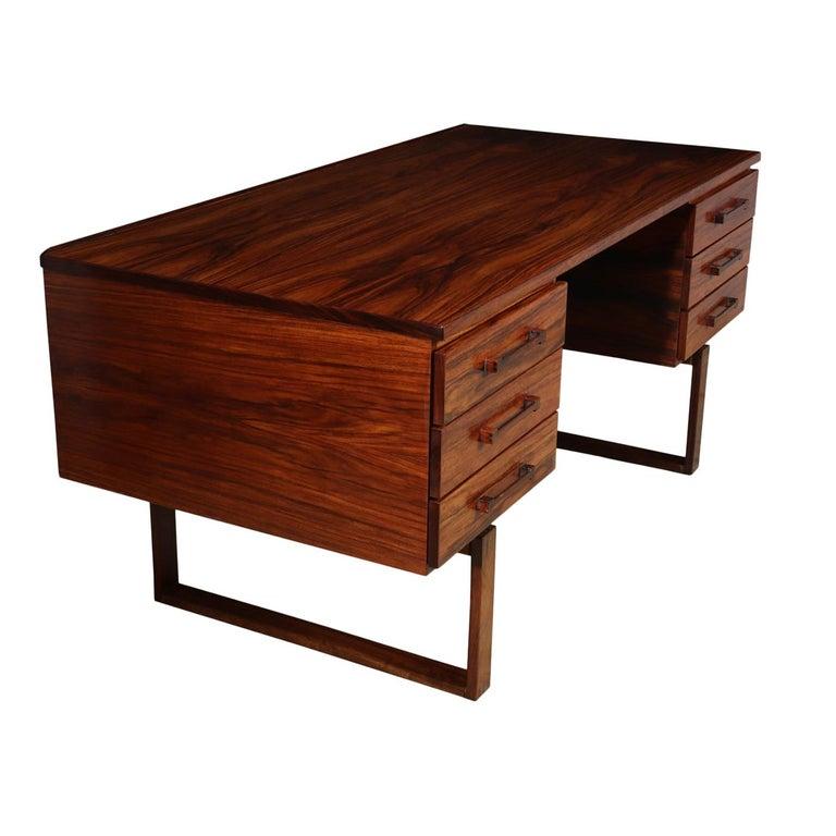 Midcentury Desk by Henning Jensen For Sale