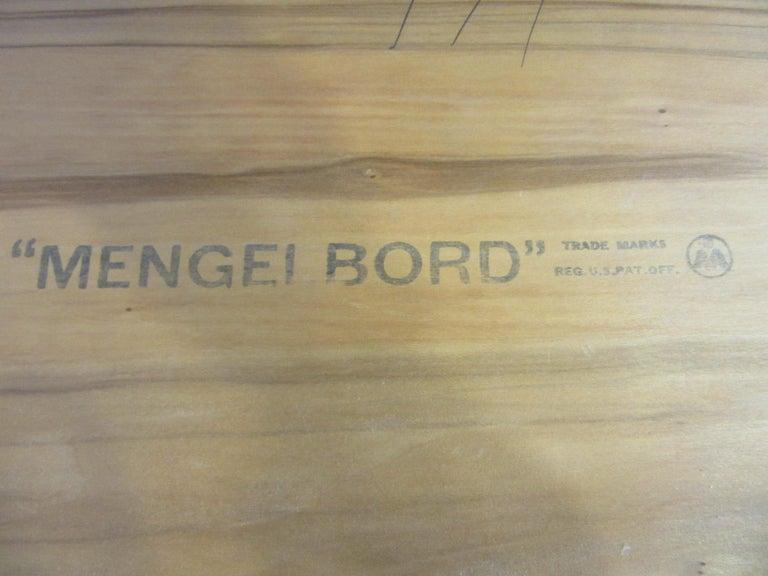 Midcentury Desk by Mengel Furniture For Sale 3